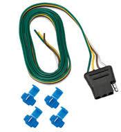 flat wiring harness plug vehicle end long 4 flat wiring harness plug vehicle end 60