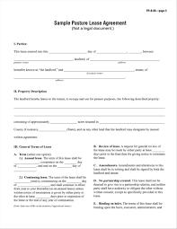 Sample Residential Lease Agreement Template Free Rental Agreement Tvsputniktk 17
