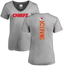 Jersey Kansas Jersey City Chiefs Authentic Nfl Cameron Erving Official