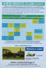 Vi presento i nostri corsi!! AcquaFit piscina Comunale di Lugo – Francesco  Acquagym