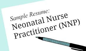 Nurse Practitioner Sample Resume Mesmerizing Neonatal Nurse Practitioner Sample Resume For Job Seekers Melnic