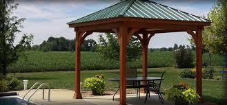 cedar pavilion kits. Exellent Pavilion HomePlace Structures  Gazebos Pergolas Playsets Playhouse  Playhouses Garden Buildings In Cedar Pavilion Kits E