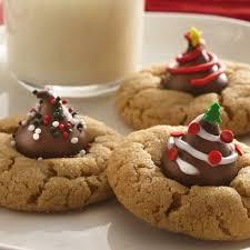 Best hershey kiss cookie recipes. Hershey Kiss Christmas Cookies