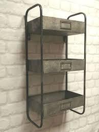 metal wall shelves wall shelf unit
