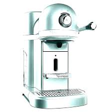 personal expresso machine 4 cup coffee maker plus kitchen aid