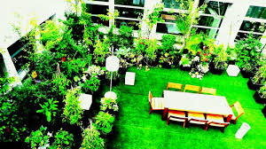 roof garden in india by life green systems easy to install rooftop