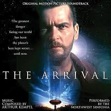 The <b>Arrival</b> - Original Motion Picture Soundtrack — Arthur Kempel ...