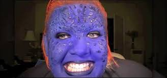 how to do mystique from the x men makeup for makeup wonderhowto