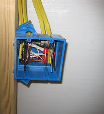 how to wire a recreation room in your basement ez diy electricity bathroom switch box complete