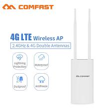Comfast CF E5 High Speed Outdoor 4G <b>LTE Wireless AP Wifi</b> ...