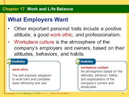 work ethic skills co work ethic skills