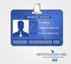 Blank Id Card Template Gorgeous Security Pass Template Engneeuforicco