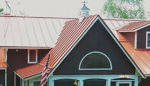 corrugated metal roofing vs standing seam systems