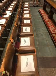 Mccain Auditorium Seating Chart Photos Inside The Cathedral At John Mccains Memorial