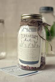 I DIY Gifts For Teens  Gift Terrarium Kit Cool Ideas Girls And