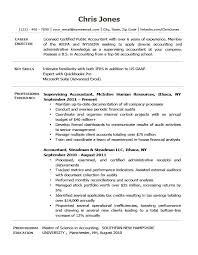 Great Objectives For Resumes Resume Letter Collection