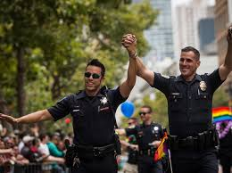 LGBT law enforcement officers sue over workplace discrimination