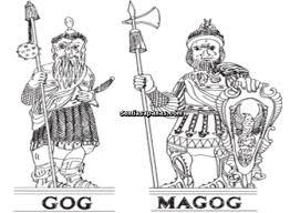 Siapakah itu Yakjuj Makjuj Atau Dikenali (Gog Dan Magog)?