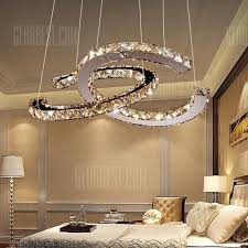 romantic crystal high quality high grade stainless steel adjule length design makes life more convenient