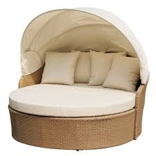 Outdoor Canopy Daybed | Wayfair