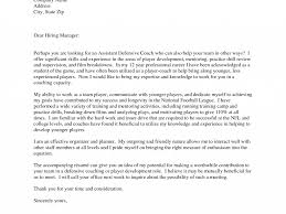 Coach Cover Letters Resume Financial Analyst
