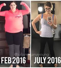 How To Lose 80 Pounds Julianna Y Lost 80 Pounds The Weigh We Were