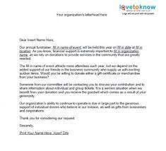 Donation Letter Samples Samples Of Non Profit Fundraising Letters Personal Pinterest