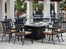 standard capri patio dining set