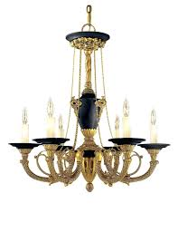 chandeliers black and gold chandelier w accents up premier uk