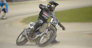 american flat track news richie morris racing partners with