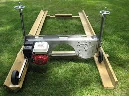 portable chainsaw mill plans sawmills