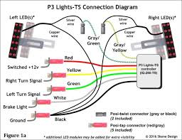 motorcycle led tail light wiring diagram motorcycle wiring diagram for motorcycle led indicators wiring on motorcycle led tail light wiring diagram
