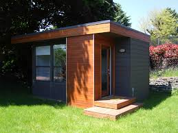 Flat Roof Shed Design Pictures Exterior Architecture Astounding Modern Prefab Studio Shed