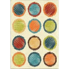 quirky polka dot area rug y3837861 polka dot area rug 5x7