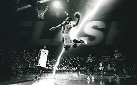 dwyane wade basketball lightning team jumping photo hd wallpaper 2880x1800