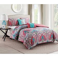 amazoncom vcny casa re'al comforter set twin home  kitchen