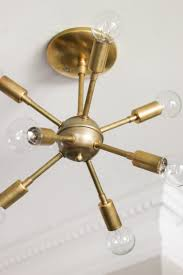 Small Picture New Sputnik Chandelier Mid Century Style Lighting Source Erin