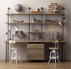 types of home office workspaces design with variety of beautiful concept for two occupants