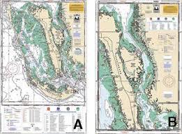 Pine Island Sound Chart Waterproof Inshore Fishing Chart Pine Island Sound