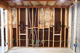 in wall wiring guide for home a v unfinished room prewired for home theater