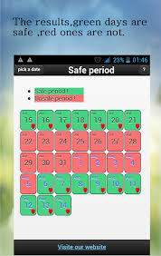 Safe Period Calculator 1 1 3 Apk Download Android Health