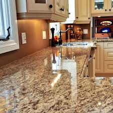 The primary color in this granite is brown; Repair Kitchen Countertop Scratches Kitchen Countertop Repair