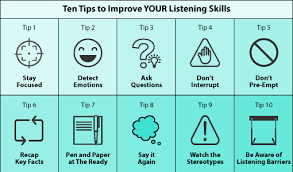 Top Tips To Improve Listening Skills On The Telephone