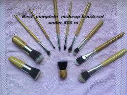 beginners full face best makeup brush set under 500 rs