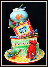 Elmo Cakes Httpwwwcake Decorating Cornercom