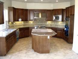Center Island Kitchen Center Island Kitchen Center Island Kitchen Cherry Wood With