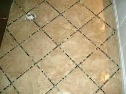 shower floor tiles non slip slippery glass tile flooring ideas installing on diamond design showe