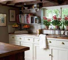 white country kitchen with butcher block. Perfect Country English Country Kitchens With Rough Butcher Block Inside White Kitchen T