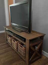 wood tv stand plans. rustic pallet tv stand plans by kelscahill on etsy wood tv
