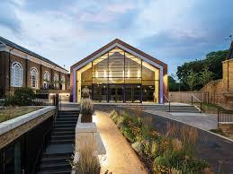 buckleygrayyeoman design performing arts centre for channing school london